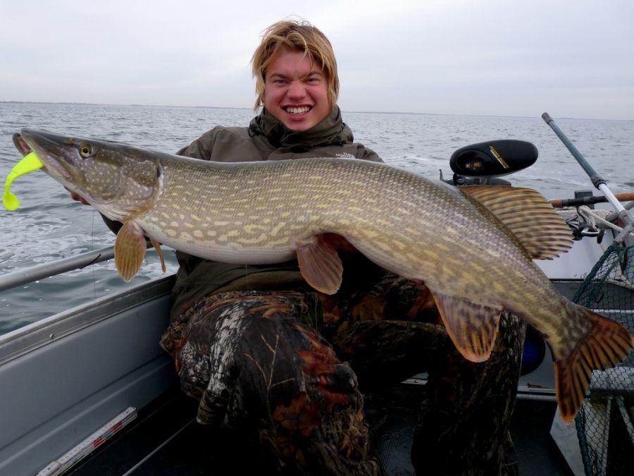 фото крупнейших рыбацких трофеев