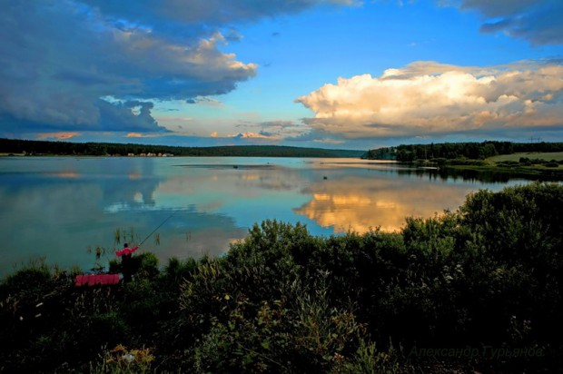 платная рыбалка на озере торбеево