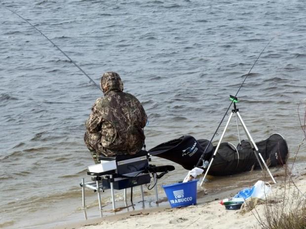 Фидер - это английская рыболовная донная.