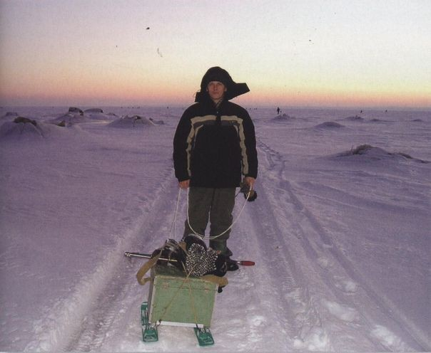 рыбалка на ладоге в леднево