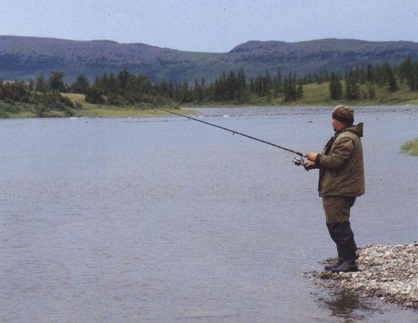 отдых в курганской области с рыбалкой
