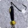 Уловистая зимняя оснастка - догонялка