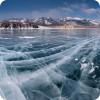 Рыбалка на Байкале зимой. Залив Провал