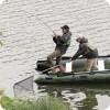 Ловля с лодки для начинающих