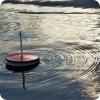 Ловля с помощью кружков (плавающей жерлицы)